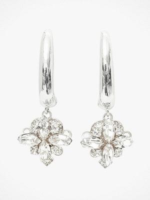 SNÖ of Sweden smycke Örhängen Crystal Stone Ear