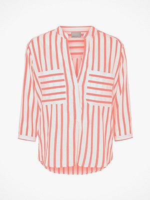 Vero Moda Curve Blus vmErika Stripe 3/4 Shirt Curve