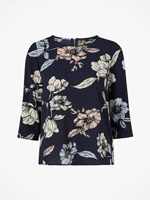 Only Blus onlNova Lux Aop 3/4 Sleeve Top