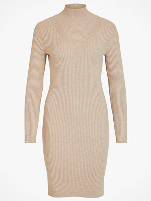 Vila Klänning viAndena Knit Funnel Neck L/S Dress