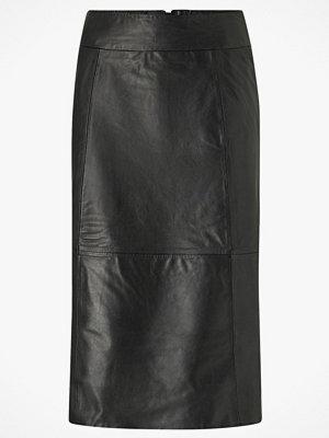 Selected Femme Skinnkjol slfArdee HW Leather Skirt
