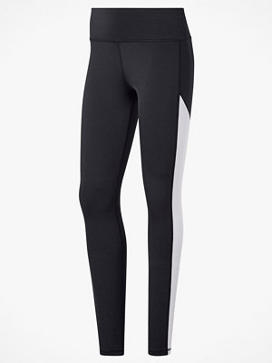 Reebok Performance Träningstights Wor Logo Tights