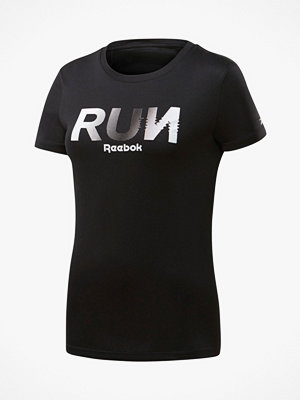 Reebok Performance Löpartopp RE Graphic Tee