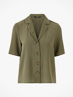 Only Blus onlWinner Button Shirt