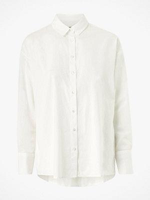 Skjortor - Vero Moda Skjorta vmIndia Loose L/S Shirt