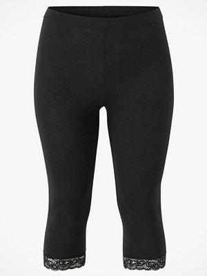 Leggings & tights - JUNAROSE by VERO MODA Caprileggings jrNewlennon Long Shorts