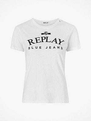 Replay Topp med logotryck