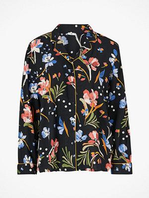 La Redoute Blommig pyjamas med lång ärm