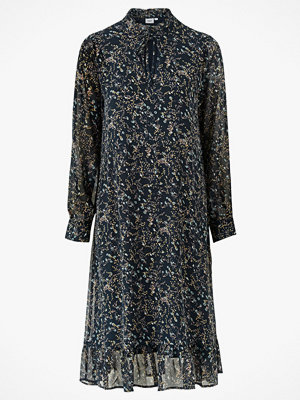 Saint Tropez Klänning Woven Dress L/S