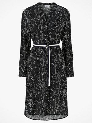 Saint Tropez Klänning Woven Dress On Knee