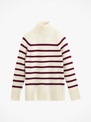 La Redoute Randig tröja med hög krage