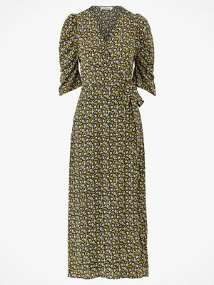 co'couture Maxiklänning Alina Flower Wrap Dress