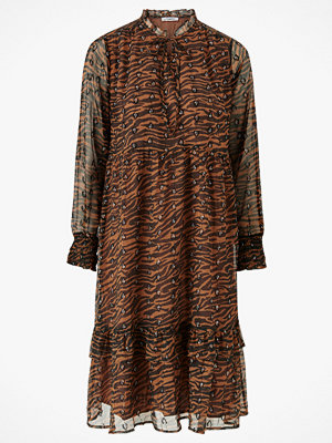 co'couture Klänning Fantasy Zebra Dress