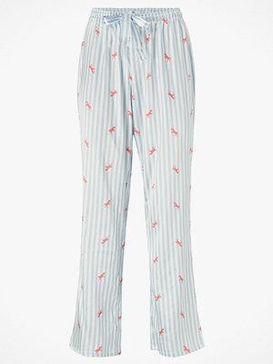Pyjamas & myskläder - La Redoute Mönstrad pyjamas med kort ärm