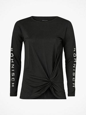 Sportkläder - Röhnisch Träningstopp Knot Long Sleeve