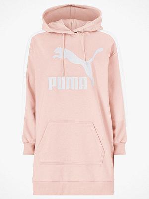 Puma Sweatshirtklänning Classics T7 Hooded Dress