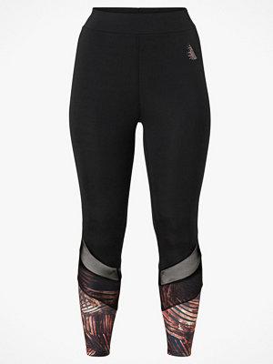 Sportkläder - Zizzi Träningstights aFloryn 7/8 Tights