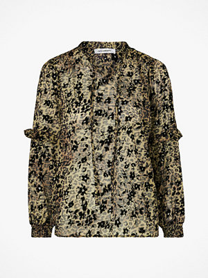 Blusar - co'couture Blus Gemma Frill Blouse