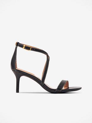 Sandaler & sandaletter - Lauren Ralph Lauren Sandalett Leaton Leather Sandal