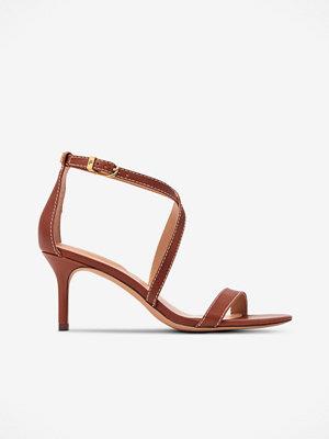 Lauren Ralph Lauren Sandalett Leaton Leather Sandal
