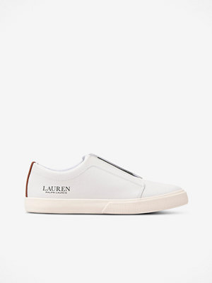 Lauren Ralph Lauren Sneakers Judith Leather Slip-on Trainer