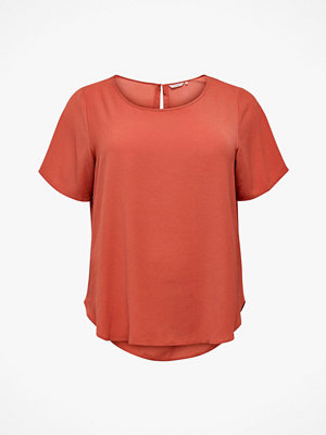 Only Carmakoma Blus carLuxcam SS Top Solid