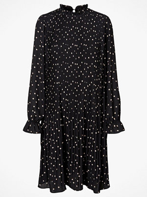 Vero Moda Klänning vmDorit L/S Pleat Short Dress
