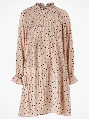 Vero Moda Klänning vmDorit L/S Pleat Short Dress