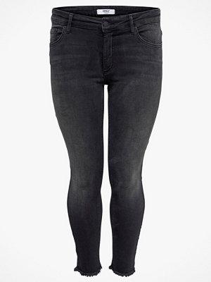 Only Carmakoma Jeans carWilly Reg Ank Skinny Jeans