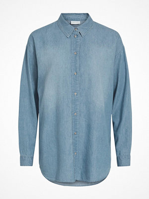 Vila Jeansskjorta viFlash L/S Shirt