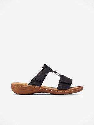 Sandaler & sandaletter - Rieker Sandaler med kardborreremmar