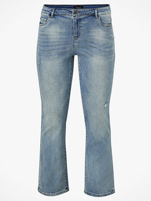 Vero Moda Curve Jeans vmSheila Mr Slim Flare Jeans Curve