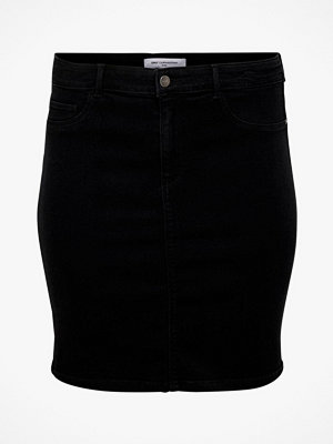 Only Carmakoma Kjol carThunder Dnm Pencil Skirt