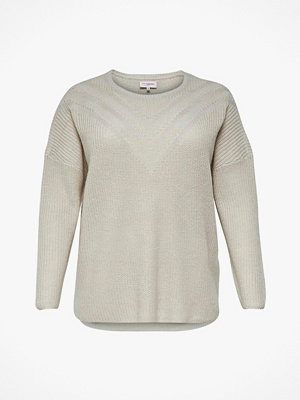 Only Carmakoma Tröja carArya LS Pullover Knt