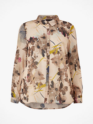 Zizzi Blus xaBella L/S Shirt