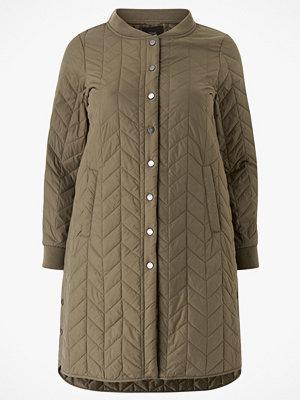 Zizzi Kappa mClara L/S Coat