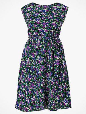 Lauren Ralph Lauren Curve Klänning Vilodie-Cap Sleeve-Casual Dress