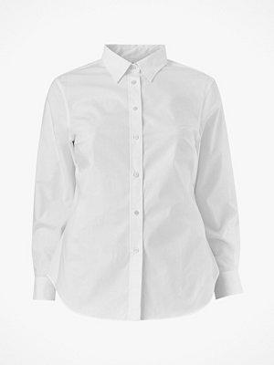 Lauren Ralph Lauren Curve Skjorta LS Shirt W Chst Emb