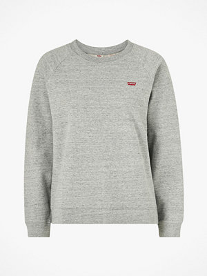 Levi's Sweatshirt Relaxed Crew New Smokestack