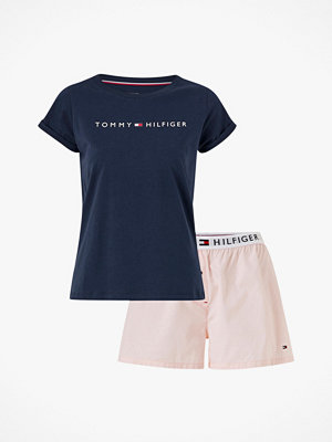 Tommy Hilfiger Pyjamas SS Short Set Woven