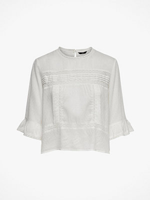 Only Topp onlLanemone 3/4 Flaired Top