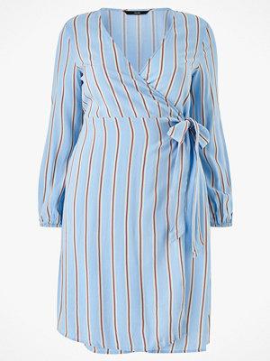 Vero Moda Curve Omlottklänning vmIda LS Dress