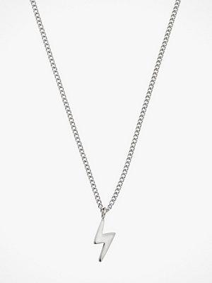 Edblad smycke Halskedja Lightning Mini Necklace Steel