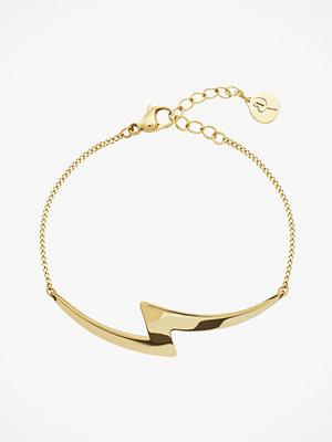 Edblad smycke Armband Lightning Bracelet Gold