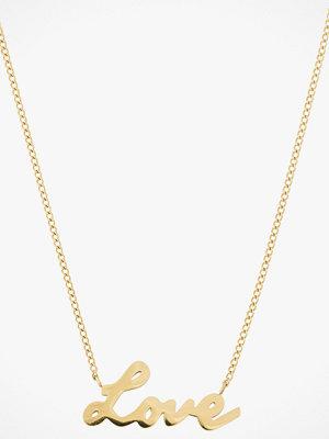 Edblad smycke Halsband Love Necklace Gold