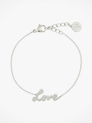 Edblad smycke Armband Love Bracelet Steel