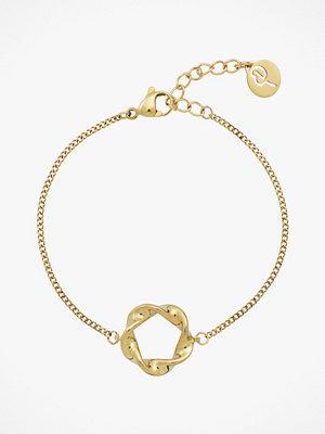Edblad smycke Armband Swirl Bracelet Gold