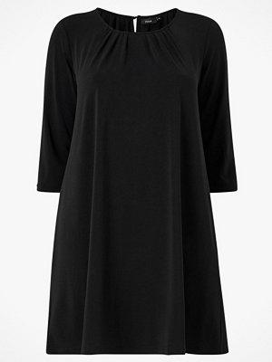 Zizzi Klänning mLila 3/4 Dress