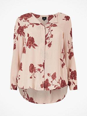 Zizzi Blus mNanna L/S Shirt