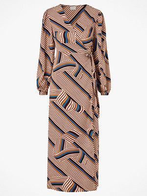 Vila Omlottklänning viDoletta Graphic L/S Dress